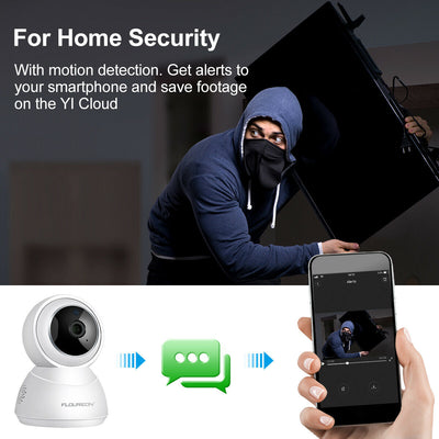 Wireless Full HD Home Security Camera