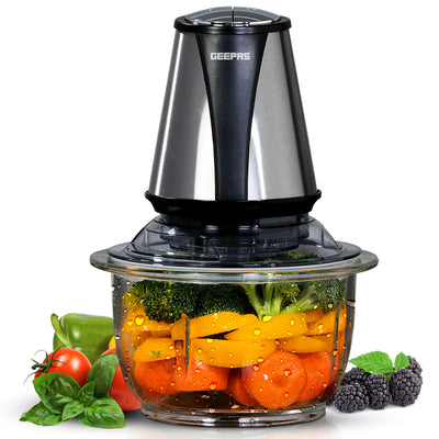 GP Multi Chopper Mini Food Processor 1.2L