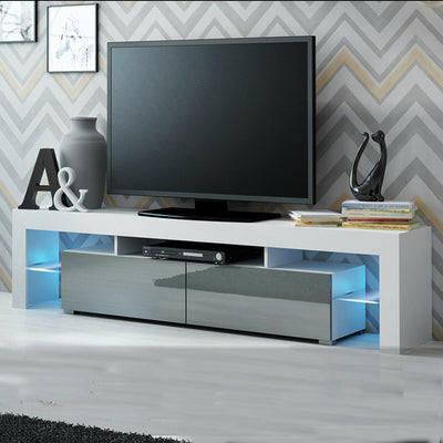 Gloss LED Modern TV Unit Cabinet Stand Sideboard