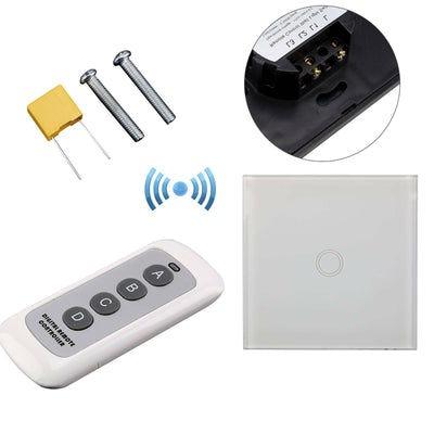 Smart Light Switch with Remote Control
