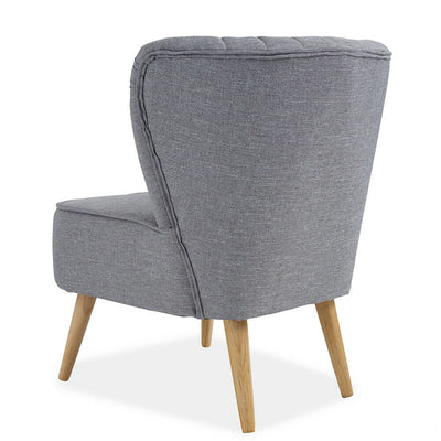 Upholstered Lounge Tub Chair