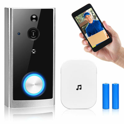 1080P Smart Wireless Video Doorbell
