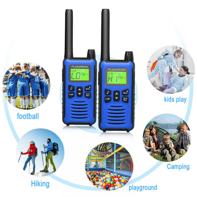 Premium Two Way Long Range Walkie Talkies