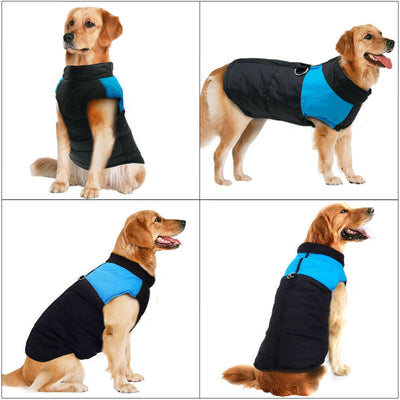 Cozy Waterproof Dog Coat