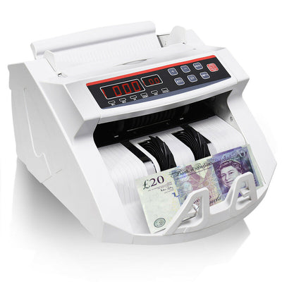 Banknote Currency Money Counter