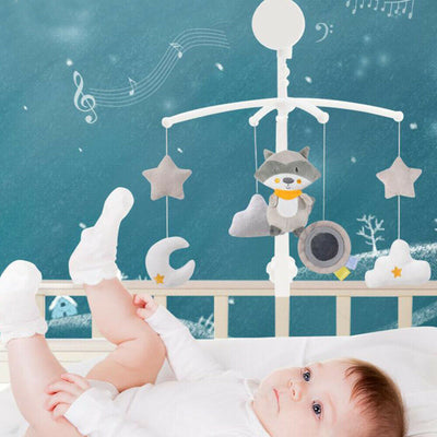 Baby Musical Mobile Projection