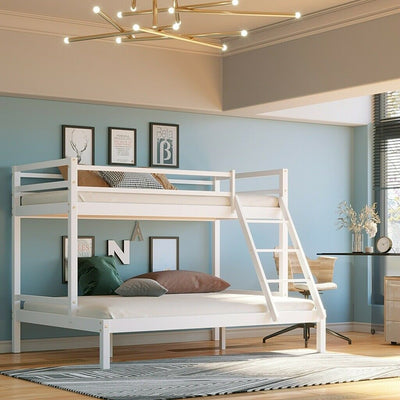 Solid Sleeper Bunk Bed Frame
