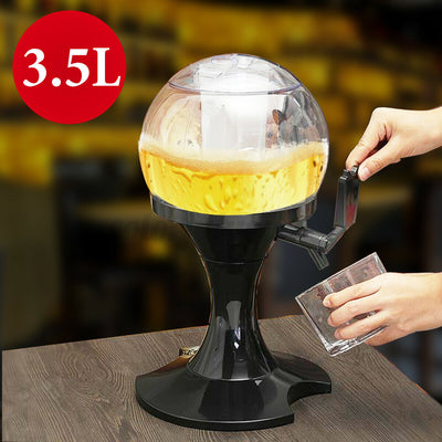 Wine Core Beer Beverage Drink Dispenser