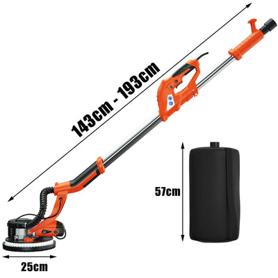 750W Telescopic Drywall Sander