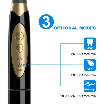 3 Modes Kids Electric Toothbrush