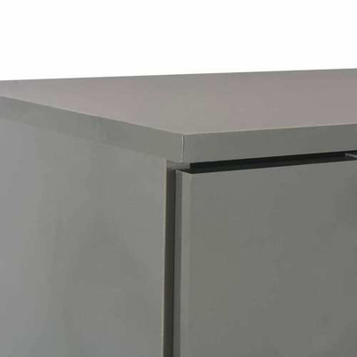 High Gloss Sideboard Cabinet with Drawers & Door