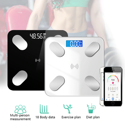 Bathroom Scale with Mobile App