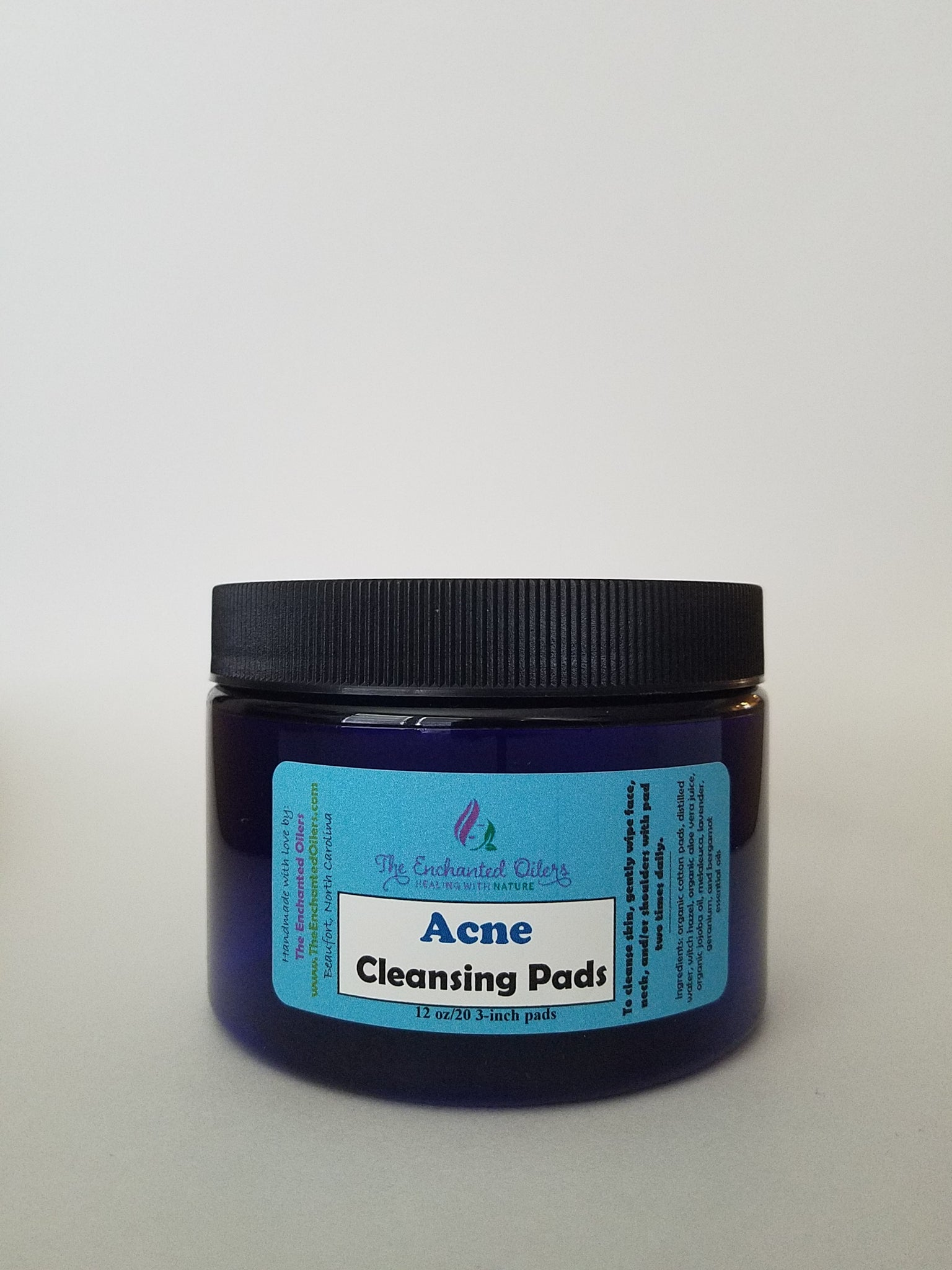 Acne Cleansing Pads