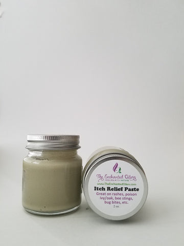 Itch Relief Paste