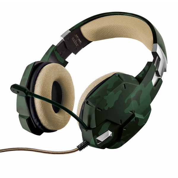 Trust GXT 322C Gaming Headset Jungle