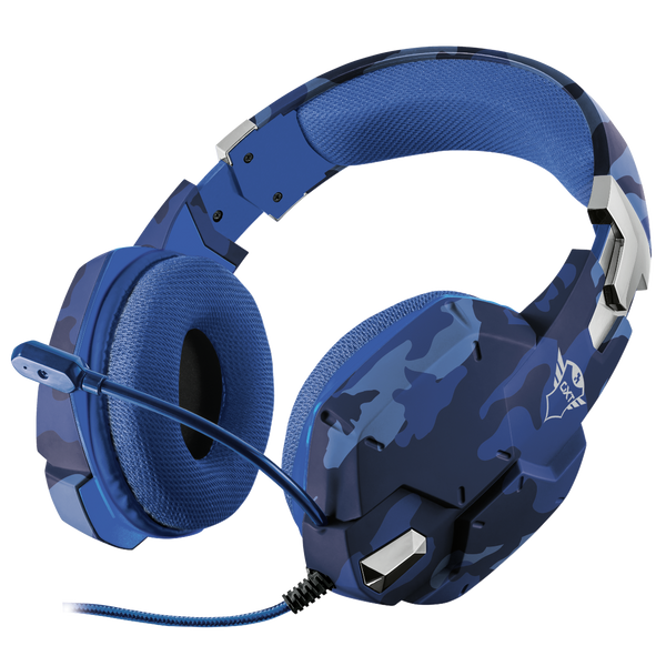 Trust GXT 322B Gaming headset PS4 Bl