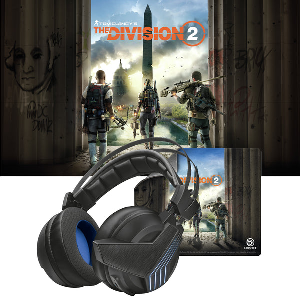 Trust GXT 393 Headset The Division 2