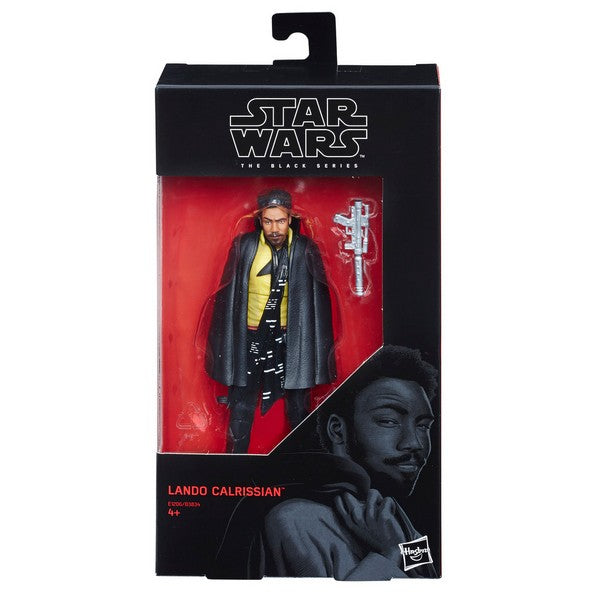 Star Wars The Black Series - Lando Calrissian 15 cm Hasbro