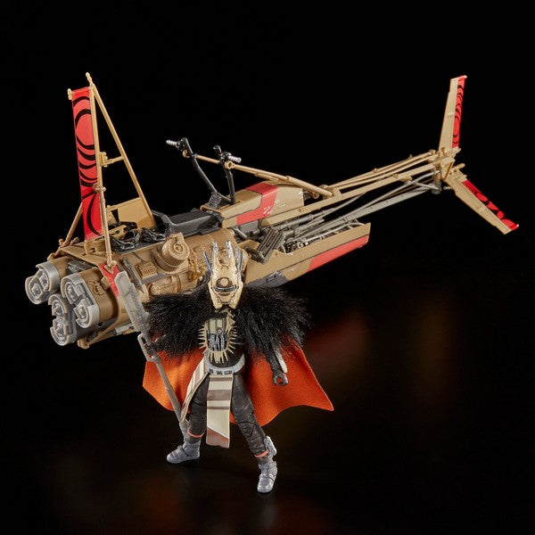 Star Wars The Black Series - Enfys Nest's Swoop Bike Hasbro