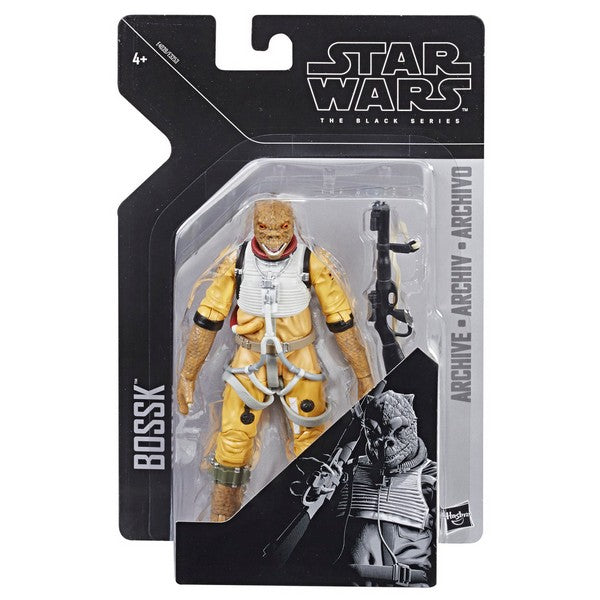 Star Wars E5 Sable Bossk Hasbro