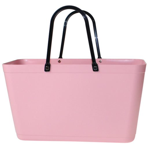 Väska Dusty Pink Sweden Bag - Stor - Green Plastic