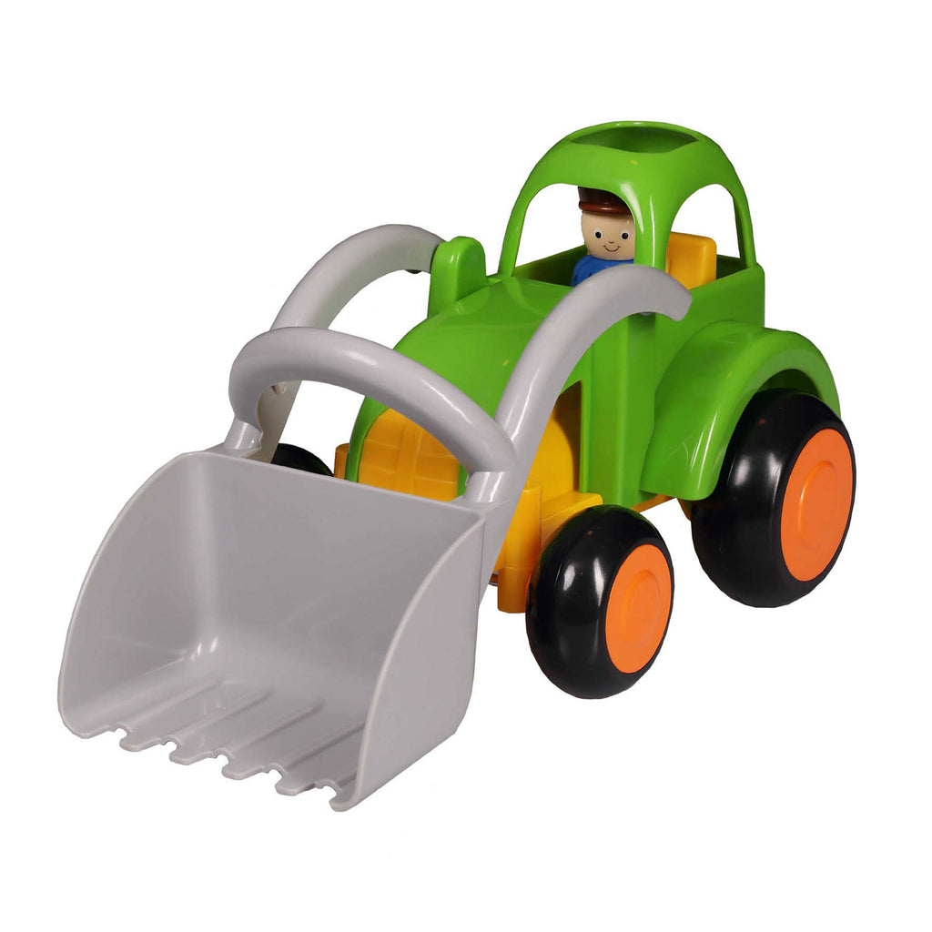 VikingToys Jumbo Tractor Fun Colour