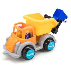 VikingToys Jumbo Garbage Truck Fun Colour