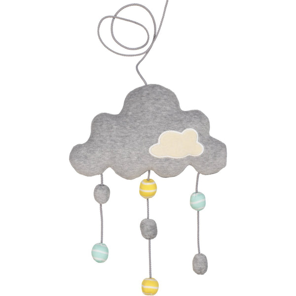 Geggamoja Cloud Mobile Light Grey Mel - Kvittex