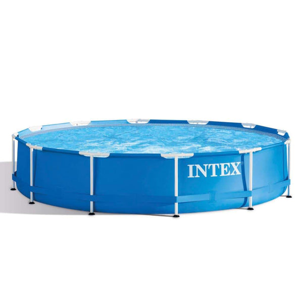 Intex Pool Metal Frame 366x76 cm 28210NP - Kvittex