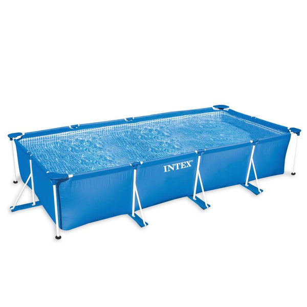 Intex Pool Rectangular Frame 220x150x60 cm 28270NP - Kvittex