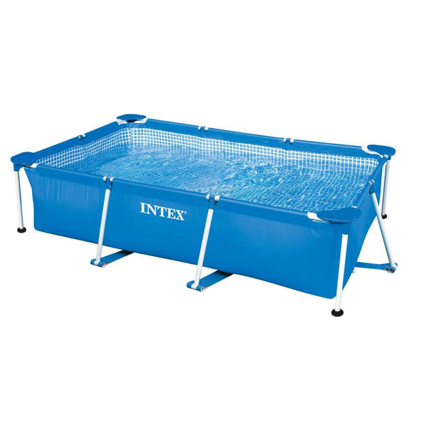Intex Pool Rectangular Frame 260x160x65 cm 28271NP - Kvittex