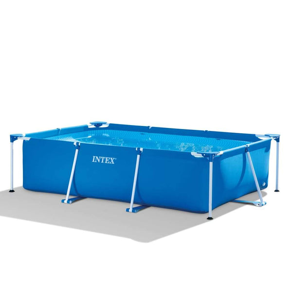 Intex Pool Rectangular Frame 300x200x75 cm 28272NP - Kvittex