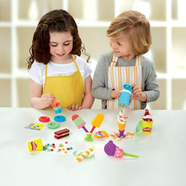Play-Doh Frozen Treats Hasbro - Kvittex