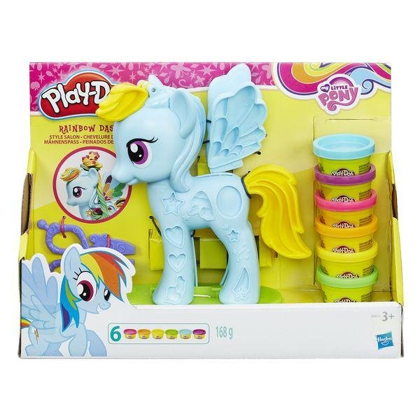 Play-Doh My Little Pony Rainbow Dash Hasbro - Kvittex