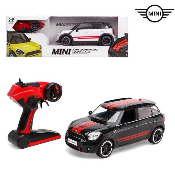 Remote control car Mini Cooper - Kvittex