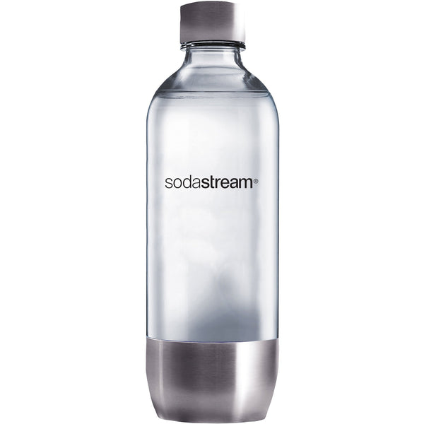 SodaStream PET-Flaska 1 liter, Metall - Kvittex