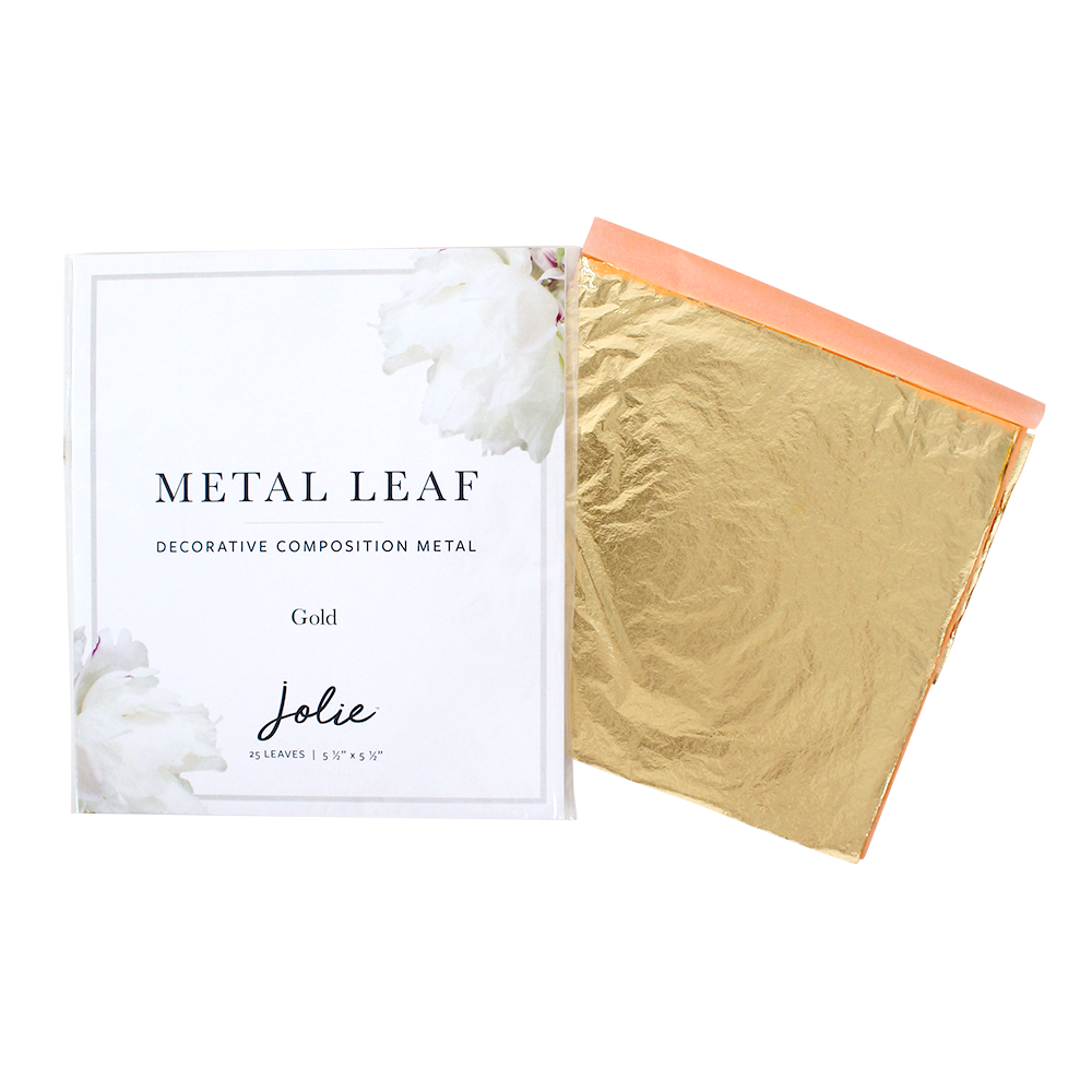 Gold Metal Leaf | Jolie