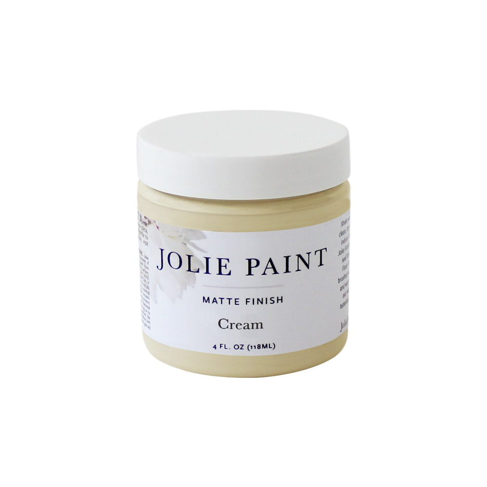 Cream | Jolie Paint