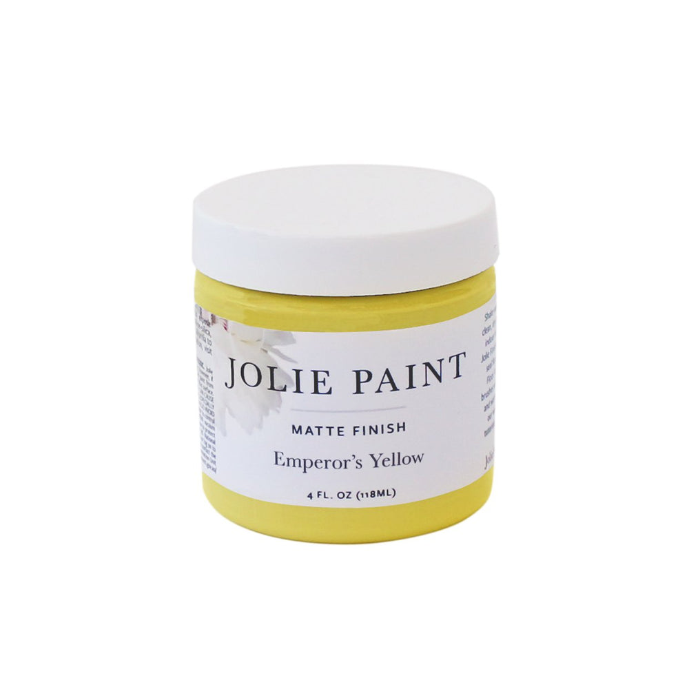 Emperor's Yellow | Jolie Paint