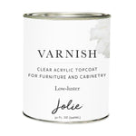 Low-Luster | Jolie Varnish