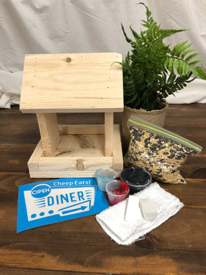 Take Home Kit | Bird Feeder