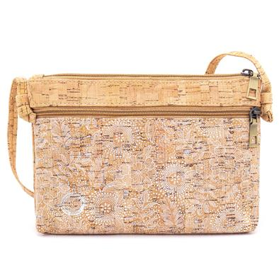 Angelco Accessories Melanie Cross Body Cork Bag