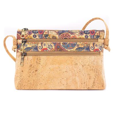 Angelco Accessories Joanne Cross Body Cork Bag