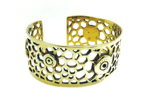 Angelco Accessories Beehive Bullet Cuff