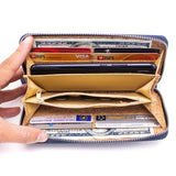 Angelco Accessories Metallic cork wallet