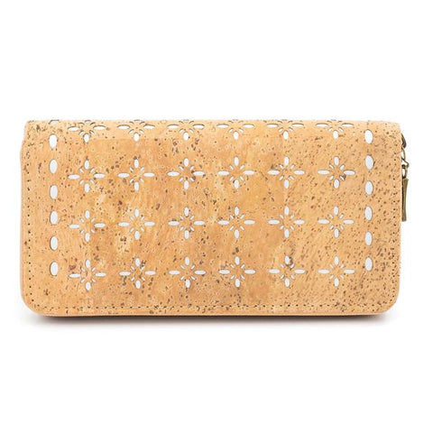 Angelco Accessories Star cork wallet - night sky