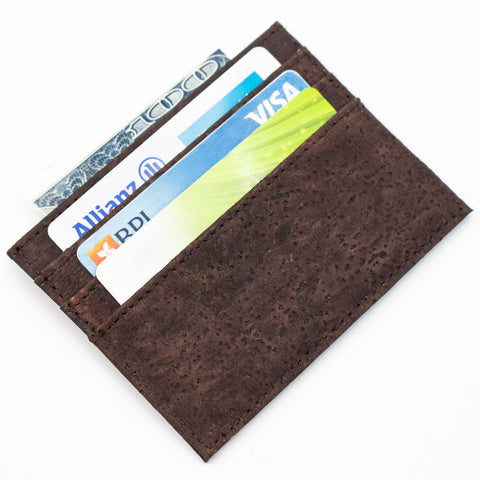 Angelco Accessories cork slim card wallet