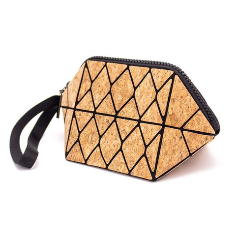 Angelco Accessories Geometric Make Up Bag