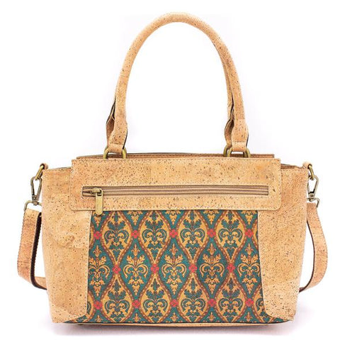 Angelco Accessories Amanda cork handbag