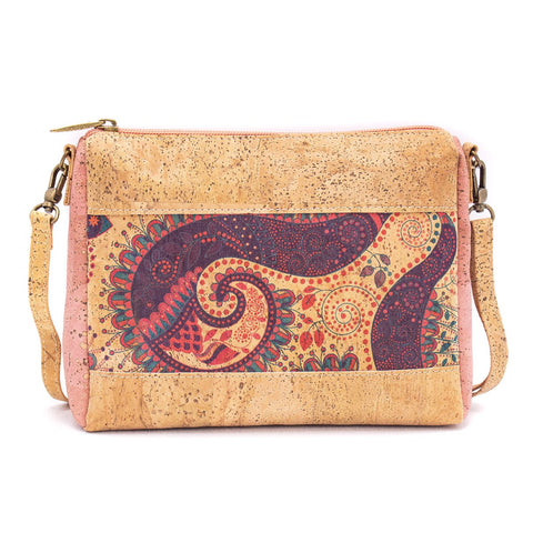 Angelco Accessories Masterpiece small cross body bag - swirl